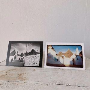💌 Pair of travel/art postcards